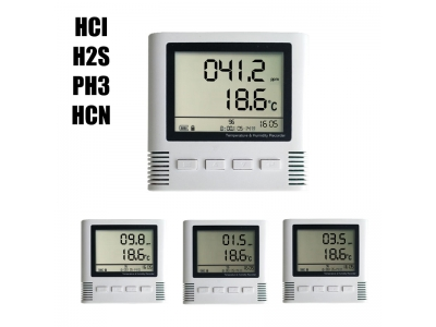 wifi/gprs/4g/NB h2s HCN HCL PH3 gas analyzer h2s gas detector honeywell hydrogen sulfide gas sensor