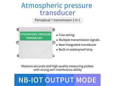 Lora/4g/Gprs/NB-IoT air pressure sensor wifi Atmospheric pressure transmitter