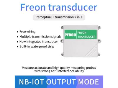 Lora/4g/wifi/NB freon gas leak detector Freon gas analyzer with high quality