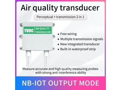4g/Lora/4g/NB/GPRS  pm2.5 air quality monitor detector pm2.5/10 TVOC with cloud server