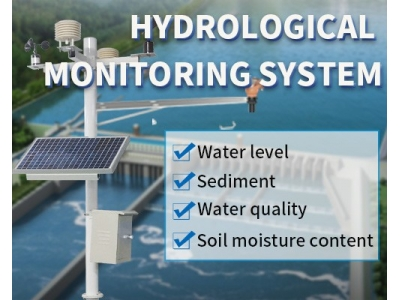 IOT Hydrological  water quality monitoring systemWater quality online monitoring, water level monitoring