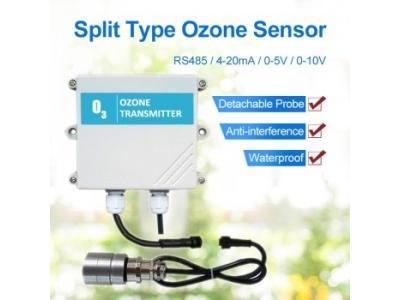 Split O3 sensor ozone sensor Ozone Gas Leak Detector