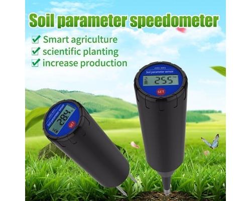 soil tester Soil nutrient tester/soil PH meter/soil EC/soil NPK sensor  with display