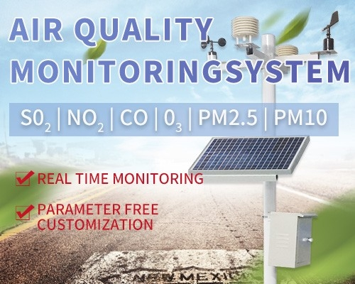 Air Quality Monitoring Station Air Quality Monitoring System pm2.5 / 10 NOx SO2 CO Online Monitoring
