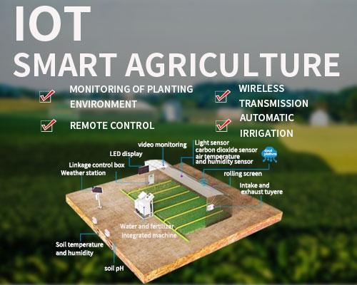 Intelligent Agricultural System Solution